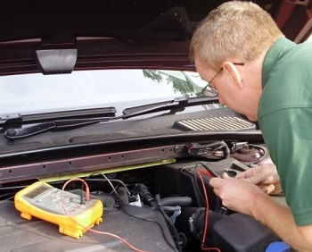 Auto electrical fault finding