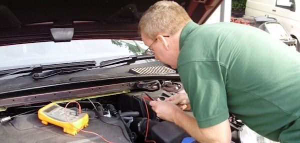 Auto Electrical Fault Diagnosis & Repair